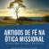 Artigos de Fé na Ótica Missional